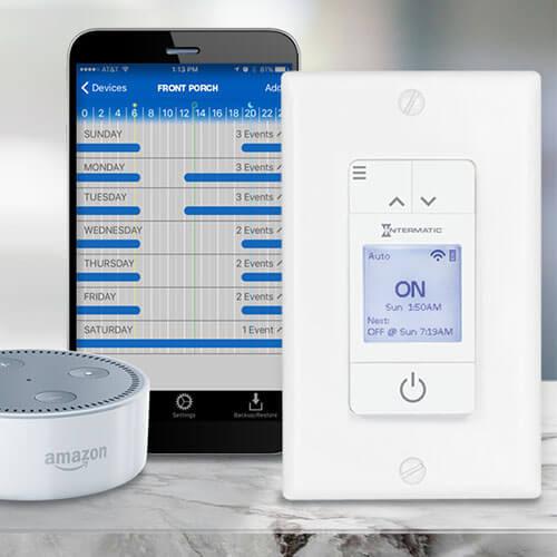 Intermatic Amazon Alexa Connected Product