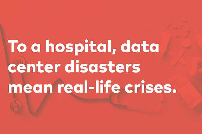 Disaster Recovery Services for Hospitals