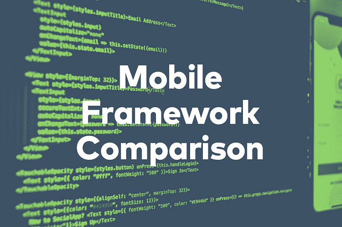 Feature Image for Mobile Framework Comparison Article Xamarin vs. Flutter User Experience: Which Platform Is Better?