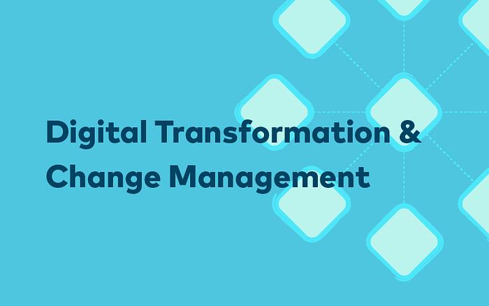 Change Management Title Image