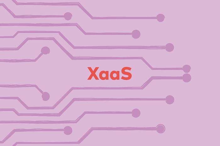 XaaS Graphic