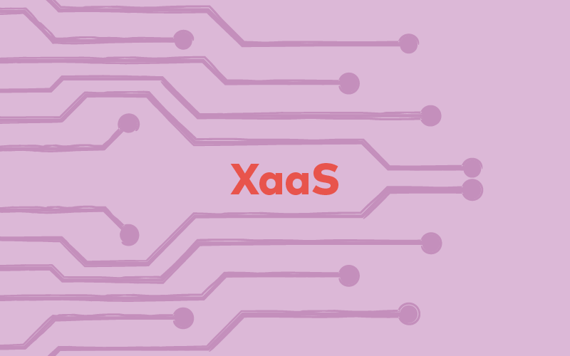 XaaS Graphic