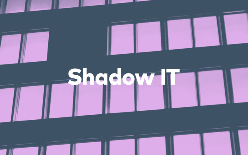 Shadow IT, shadow IT definition