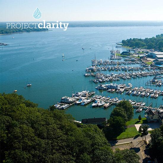 Project Clarity, Lake Macatawa, Holland, Michigan