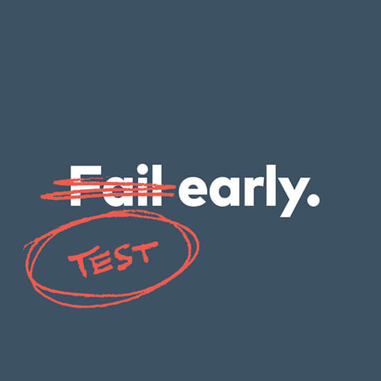 Riskiest Assumption Test - Don't fail early, test early instead!